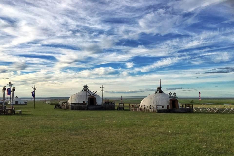 私家团:呼伦贝尔大草原莫日格勒河穿越私家营地室韦恩和莫尔道嘎额尔古纳满洲里双飞七日纯玩游